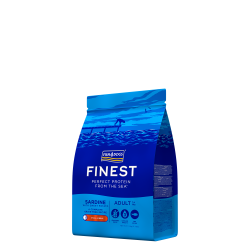 FISH4DOGS  Finest Sardine adult (Small kibble)  1,5kg
