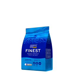 FISH4DOGS  Finest Sardine adult (Large kibble)  1,5kg