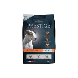 Pro-Nutrition Prestige Adult  +8 Mini 8kg