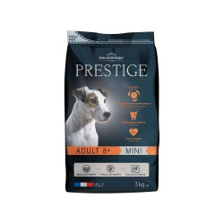 Pro-Nutrition Prestige Adult  +8 Mini 3kg