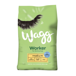 Wagg Worker Chicken 16kg