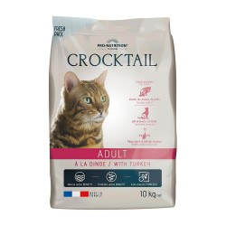 Pro-Nutrition Crocktail Adult Γαλοπουλα 10kg