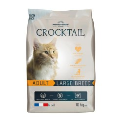 Pro-Nutrition Crocktail Adult Large Breed 10kg