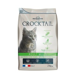 Pro-Nutrition Crocktail Adult Multi 2kg