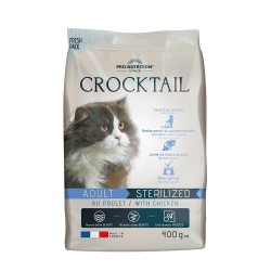 Pro-Nutrition Crocktail Adult Sterilized Chicken 400gr