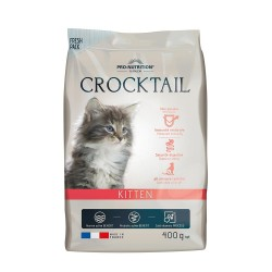 Pro-Nutrition Crocktail Kitten 400gr