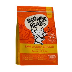 Meowing Paw Lickin' Chicken 450gr