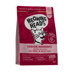 Meowing Senior Moments 450gr