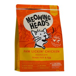 Meowing Paw Lickin' Chicken 4kg