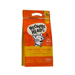 Meowing Paw Lickin' Chicken 1.5kg