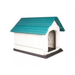 M-Pets Loft Dog House 72x57x60 cm - S