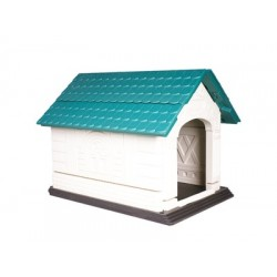 M-Pets Loft Dog House 88x69x68 cm - M
