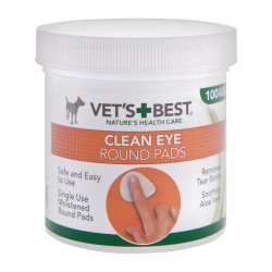 VET'S BEST CLEAN EYE WIPES (100PCS)