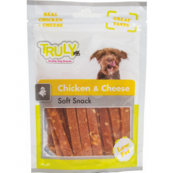 TRULY BITES CHICKEN & CHEESE 90gr