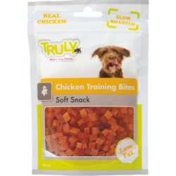 TRULY BITES CHICKEN TRAINING BITES 85gr